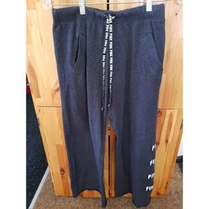 PINK Victoria's Secret Gray Pants Sweatpants XS